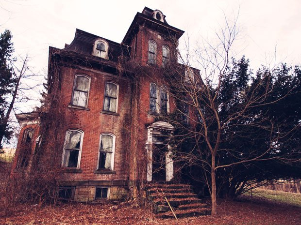 Haunted houses reality or hoax essay