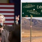 Hillary Clinton: 'I will reveal the truth about UFOs when I am President'