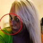 Mother Flees Flat After Ghost Photobombs Her In Scary Selfie