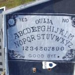 Haunted hotel is now home to the world's largest Ouija board