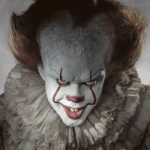 """The Actor Who Plays The Terrifying """"It"""" Clown Is Actually Super Hot"""